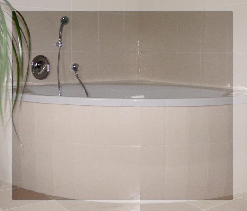 Referenzen in der sanit r und heiztechnik - Geflieste badewanne ...